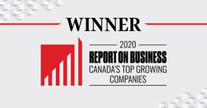 CANADA'S TOP GROWING COMPANIES