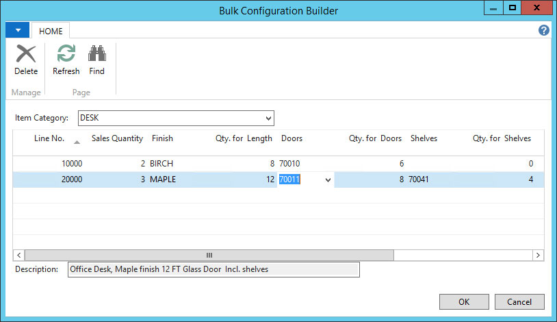Bulk Configuration Builder