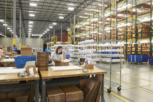Combination of new, old technologies push warehouses forward
