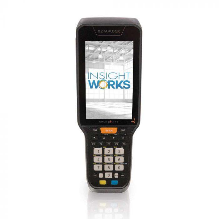 Datalogic Skorpio X5 Mobile Computer 943500029