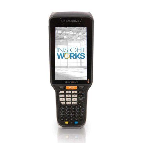 Datalogic Skorpio X5 Mobile Computer 943500031