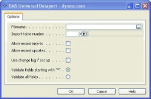 Universal DataPort