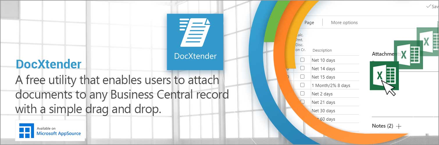Attach Documents to Business Central Cloud