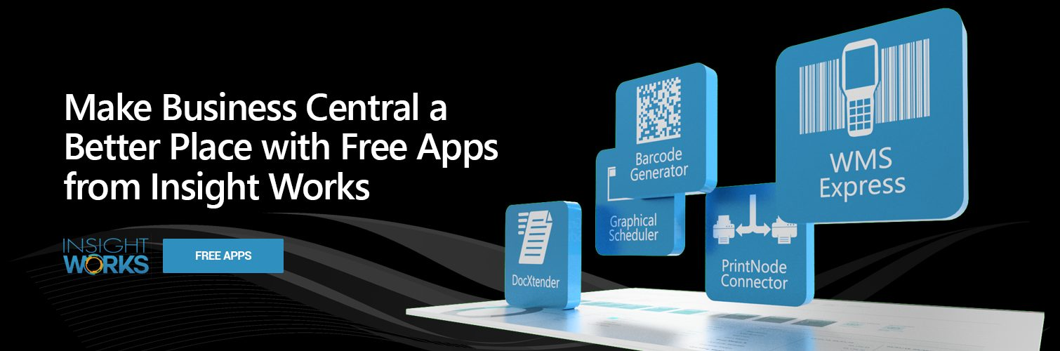 Free Apps for Business Central