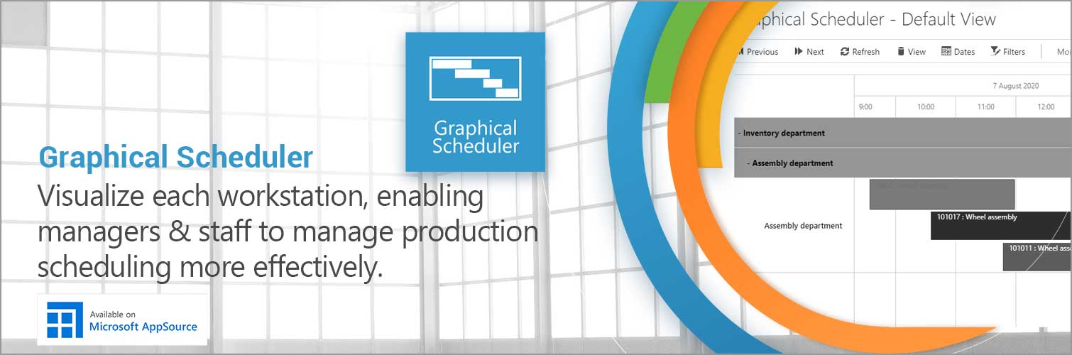 Production Scheduling in Business Central