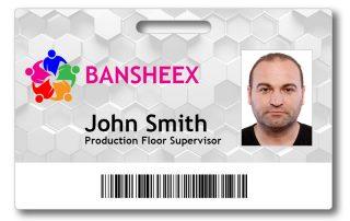ID Badge Sample
