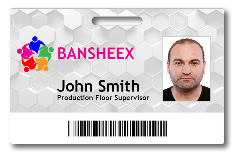 employee id badge package insight works