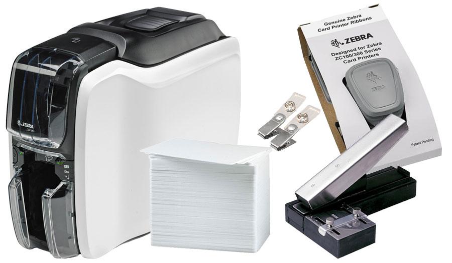 Badge Printer Package