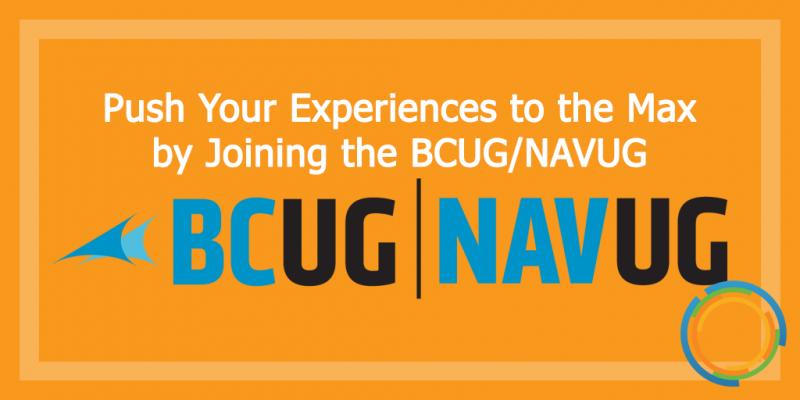 Join BCUG NAVUG