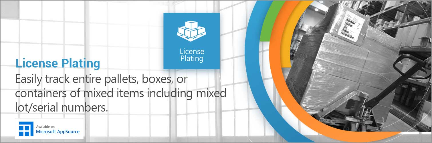License Plating for Business Central