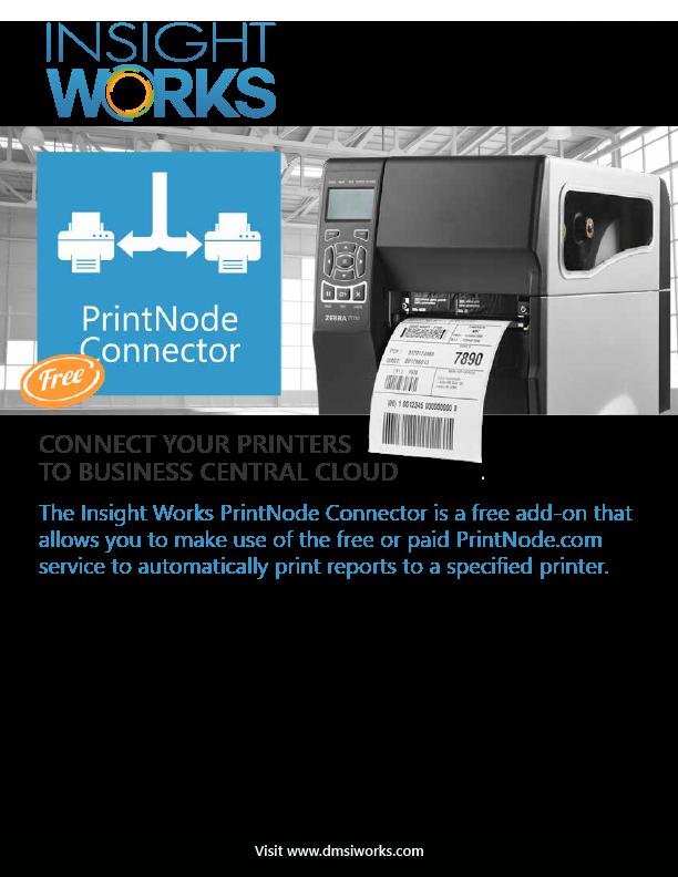 PrintNode Connector