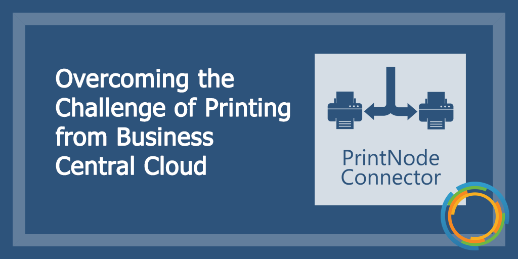 Printing in Business Central Cloud