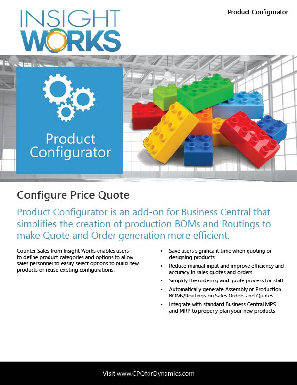 Product Configurator