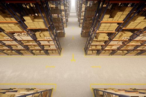 Proper transportation logistics is vital for efficient warehousing