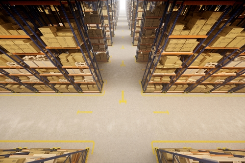 Proper transportation logistics is vital for efficient warehousing