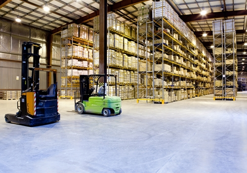 Real-time data is key to modern logistics success