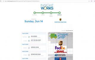 Shipment Tracking