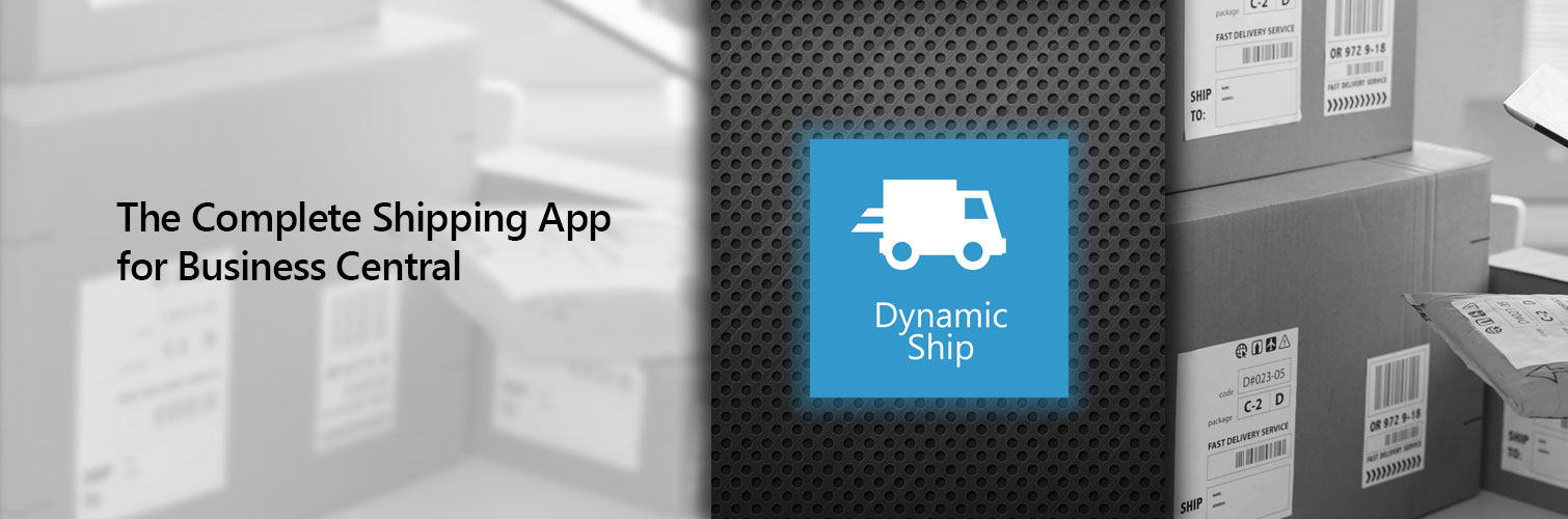 Shipping App for Business Central