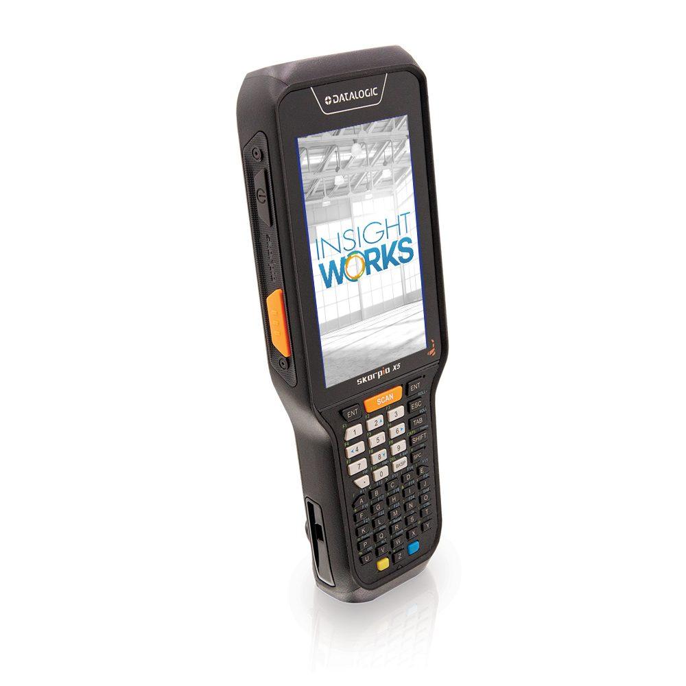Datalogic Skorpio X5 Long-Range Alpha-Numeric Mobile Computer