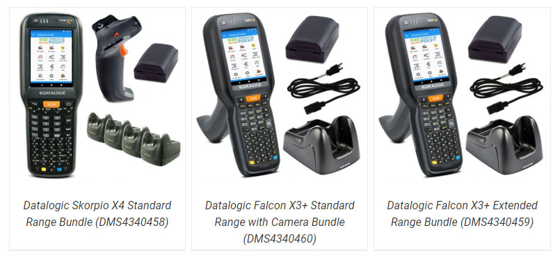 Shop online for Warehouse Insight compatible hardware