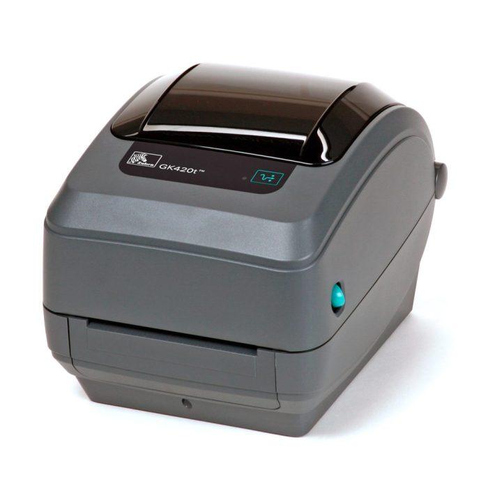 Zebra GK420T Desktop Label Printer