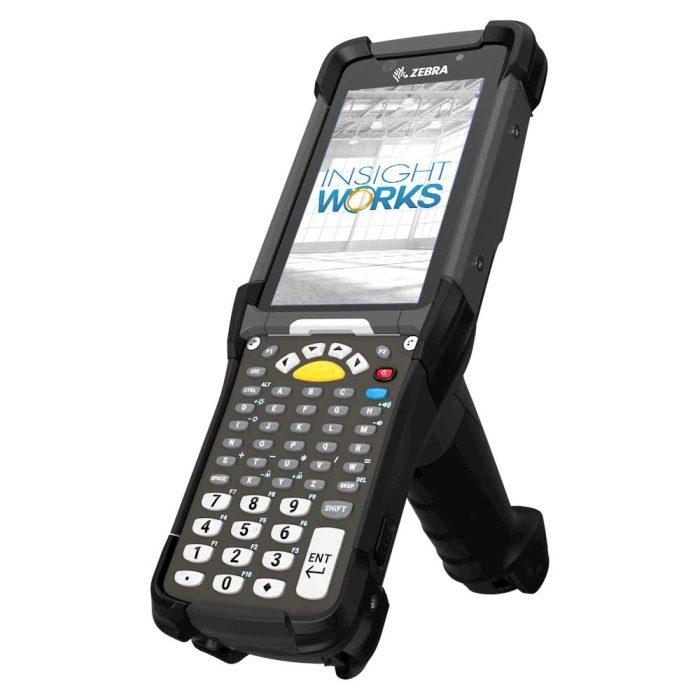 Zebra MC9300 Gun Standard Range with Camera Mobile Computer